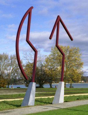 Eremit und Gerechtigkeit, Kunstgrenze 2007