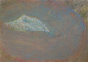 Taube, Pastell auf Bütten, 2010