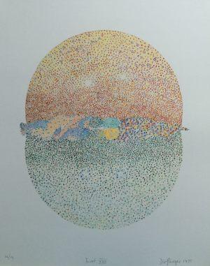 Rebirth, Tarot, Granolithographie, 1975